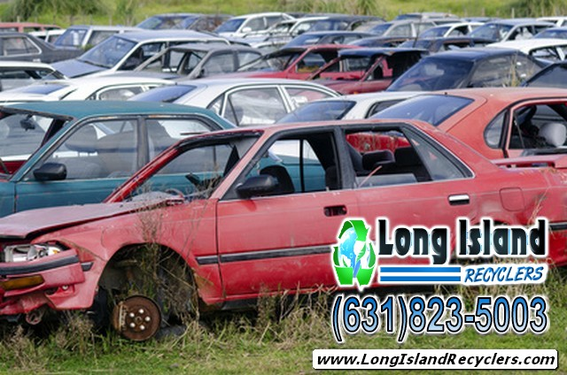Cash For Junk Cars means buying scrap cars for metal