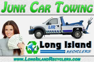 Junk Car Towing Graphic