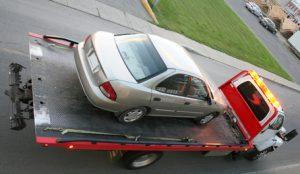 Junk Car Towing Photo