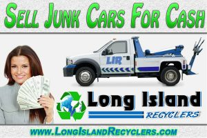 Sell Junk Cars For Cash Graphic