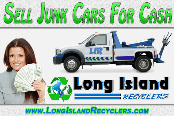 Sell Junk Cars For Cash