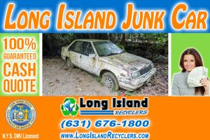 Long Island Junk Car Graphic 2