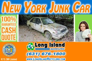New York Junk Cars Graphic