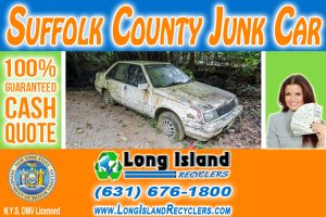 Suffolk County Junk Car Graphic 2
