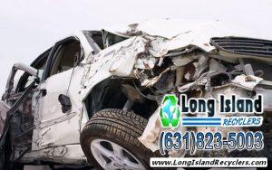 Scrap Salvage Car