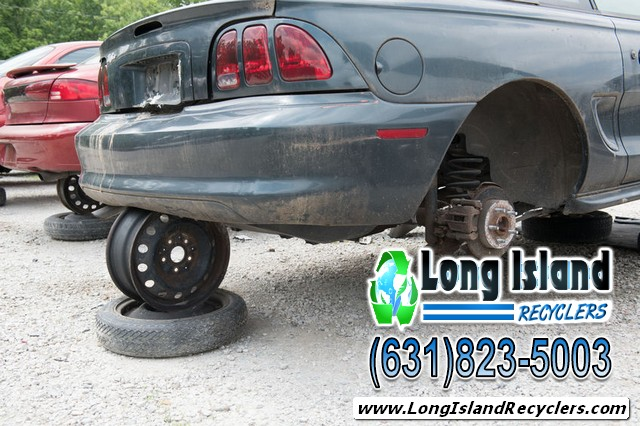 Car Removal Services Throughout The Long Island Area