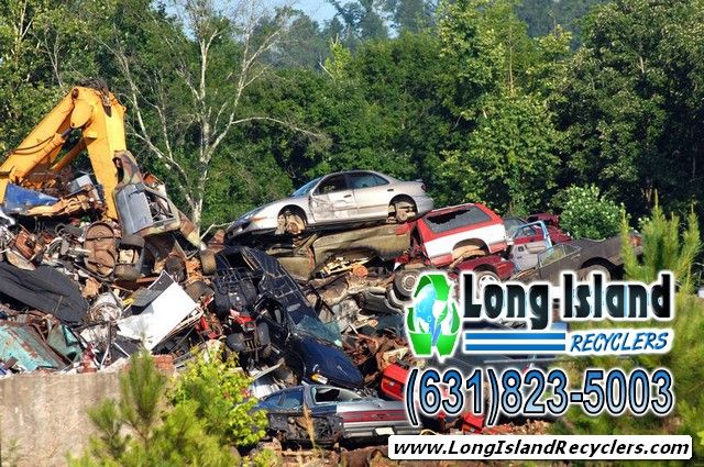 Junk Car Removal Photo
