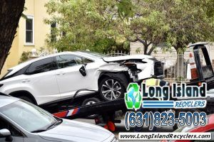 Junk Car Towing Pic